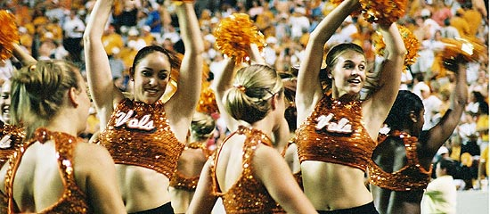 University Of Tennessee Dance Team
