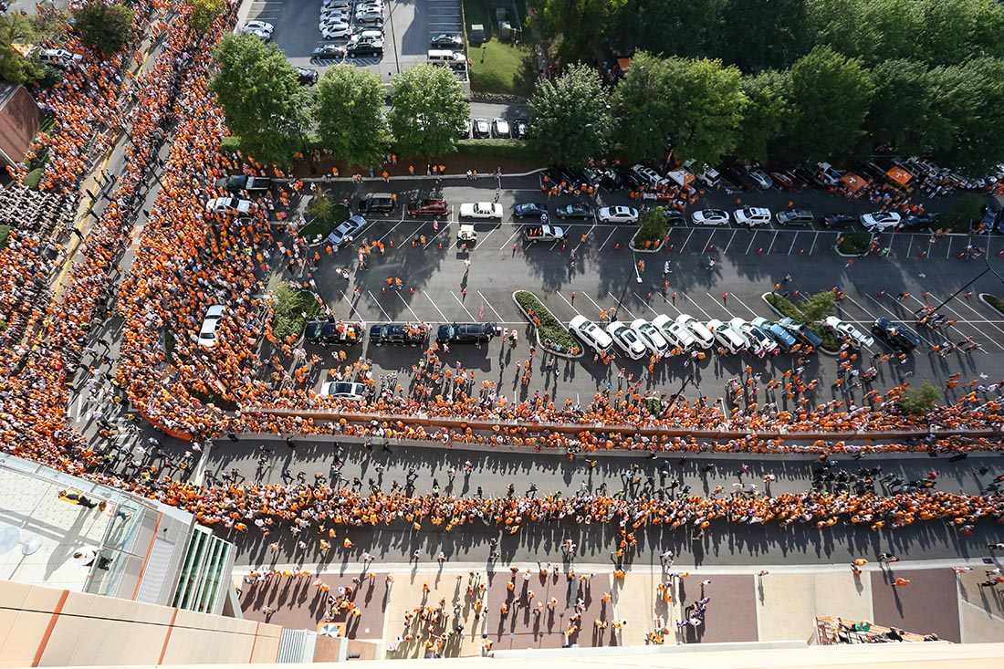 Tennessee Traditions - University of Tennessee Athletics