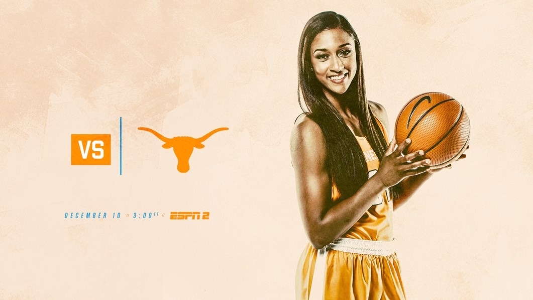 HOOPS CENTRAL  No. 11 13 Lady Vols vs. No. 2 4 Texas - University of ... c96dc91b64f7