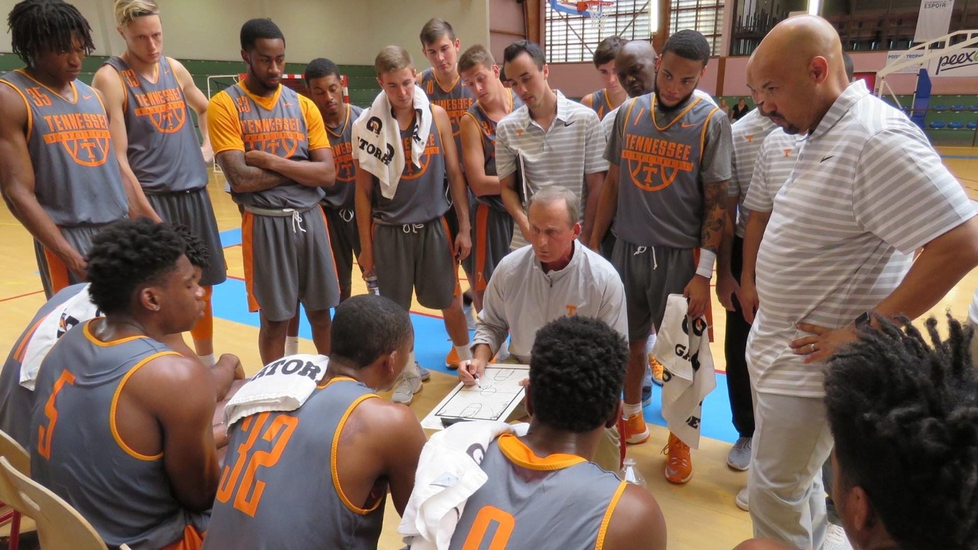 Victory in Paris; Vols Finish Undefeated in Europe - University of ...