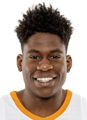 8c5882a0c96 Admiral Schofield - Men's Basketball - University of Tennessee Athletics