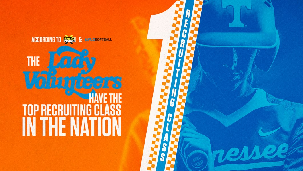 Tennessee Inks the Nation's Top Softball Class - University