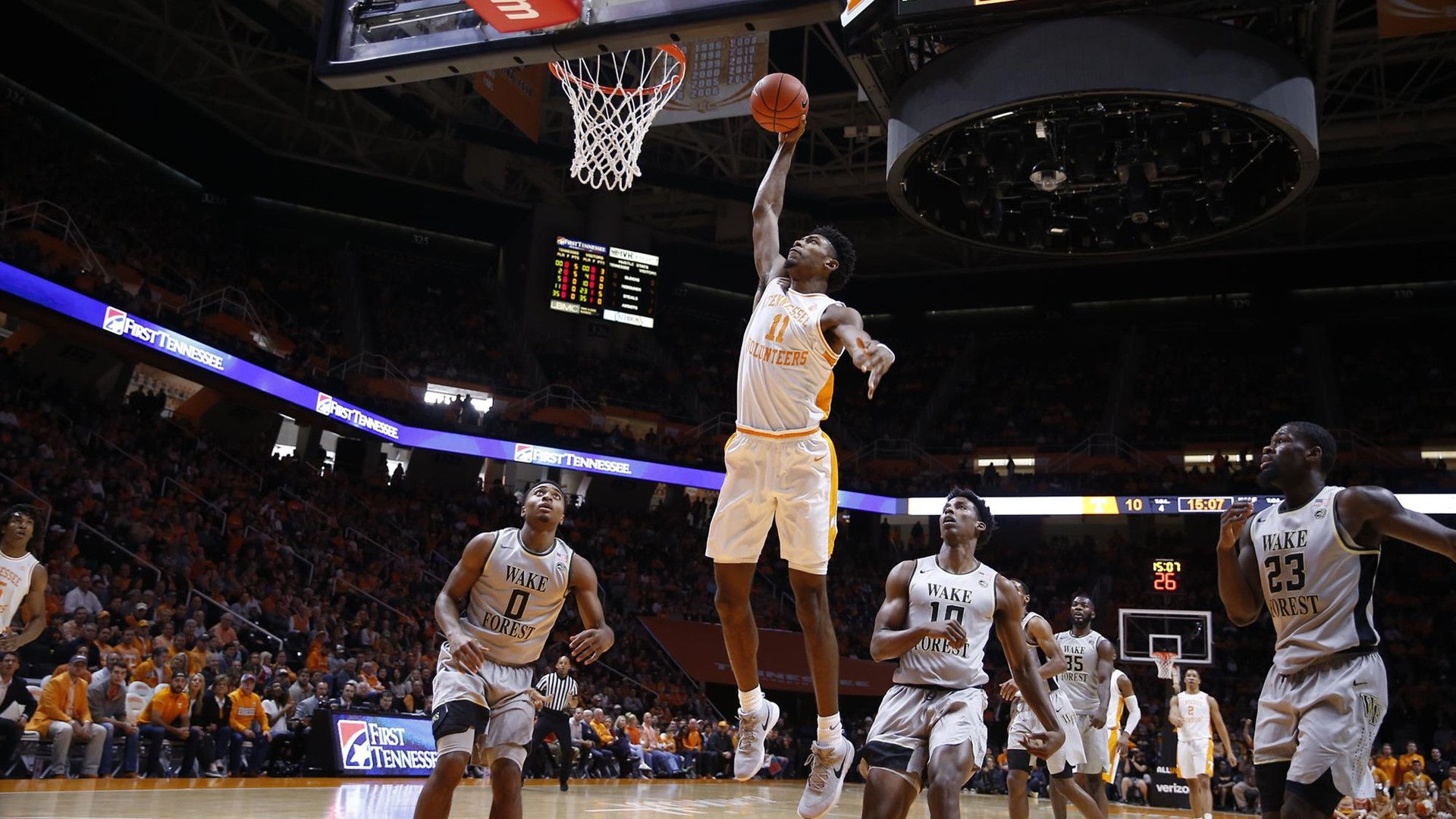 university of tennessee athletics official athletics website