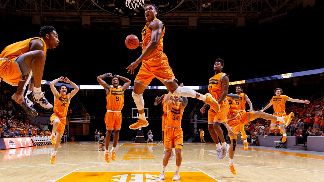Tennessee Basketball Preseason Notebook - University of Tennessee ...
