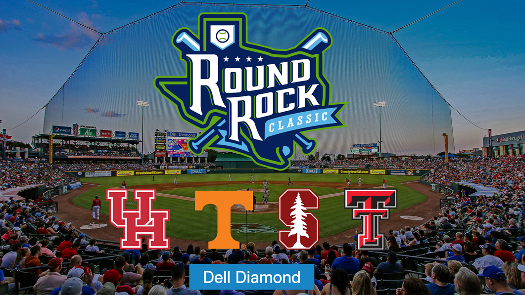 Round Rock Halloween At Dell Diamond 2020? Tennessee Baseball to Play in Inaugural Round Rock Classic in 2020