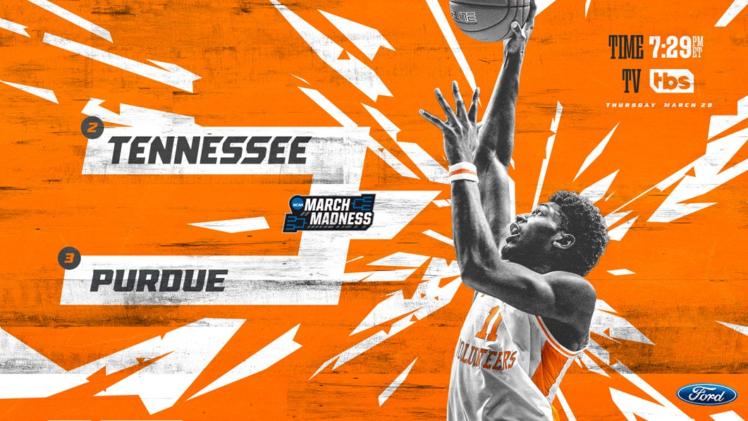 5179aff3b2e4 HOOPS CENTRAL   6 Tennessee vs.  13 Purdue - University of Tennessee ...