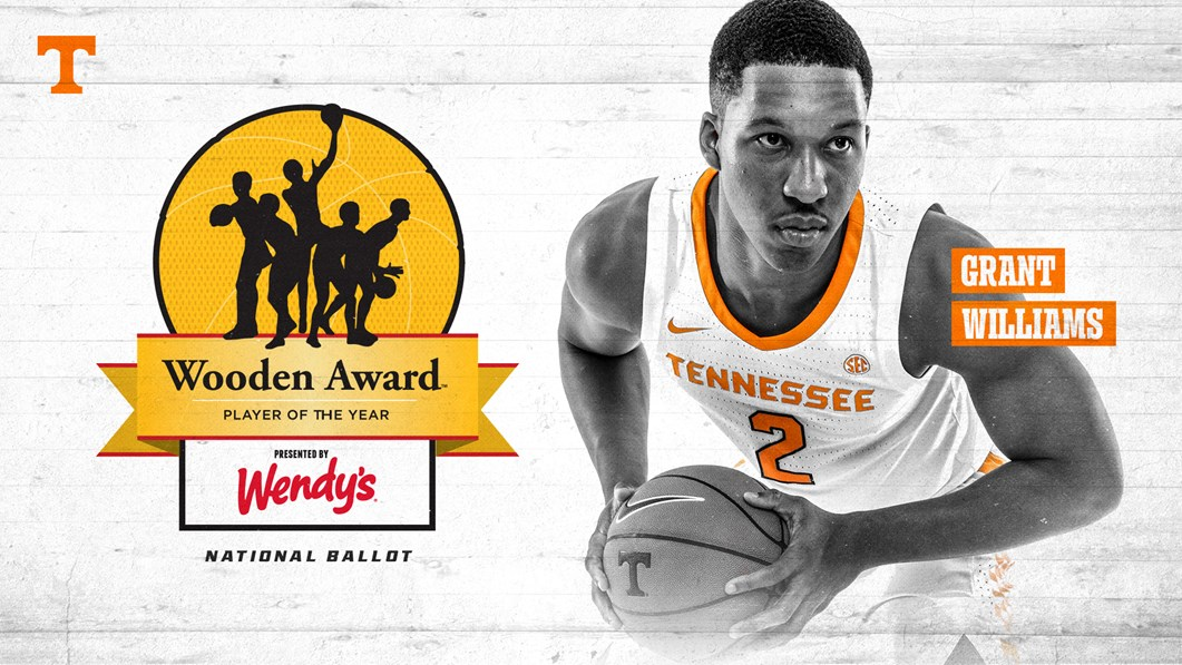 Williams Named To Wooden Award National Ballot University Of