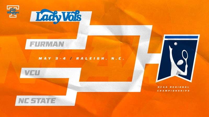 Lady Vols Selected to NCAA Tournament for Third Consecutive Year - University of Tennessee Athletics