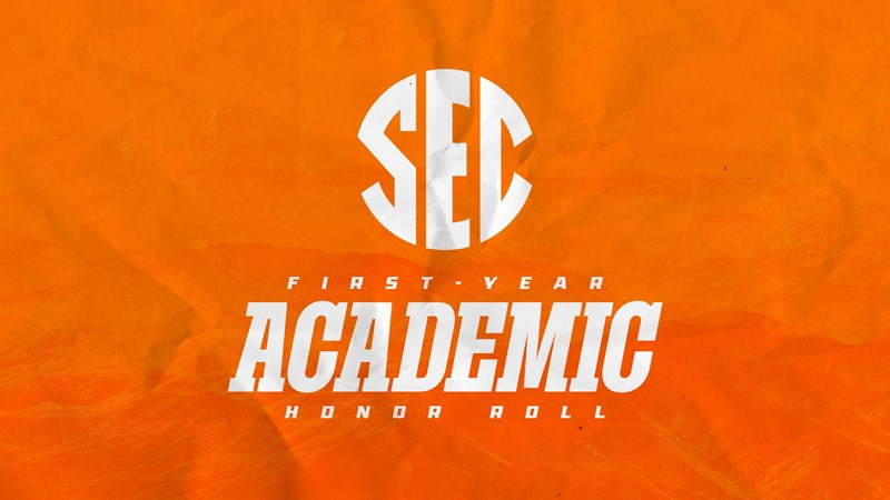 UT Puts 59 On First-Year SEC Honor Roll