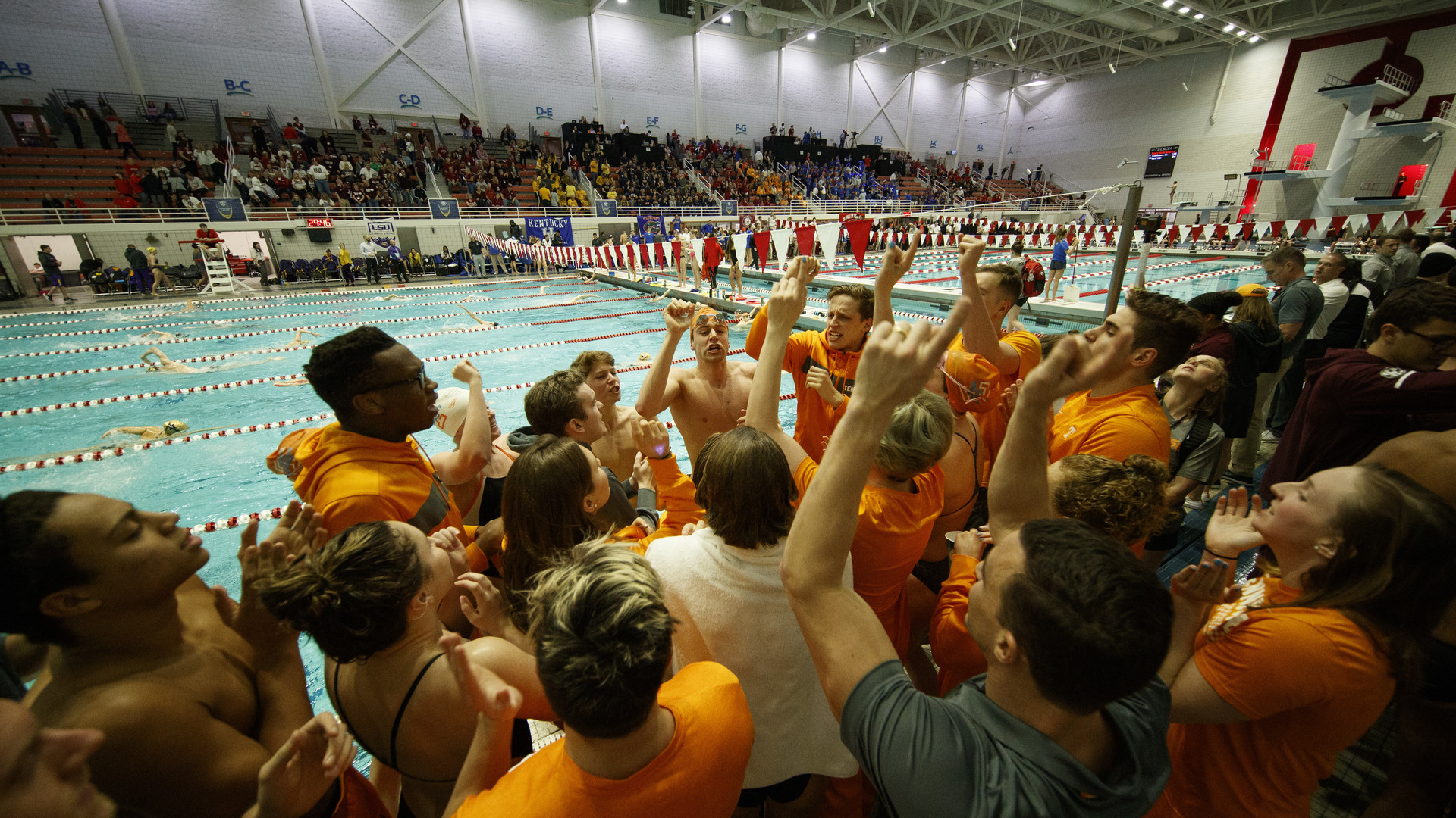Swimming & Diving - University of Tennessee Athletics