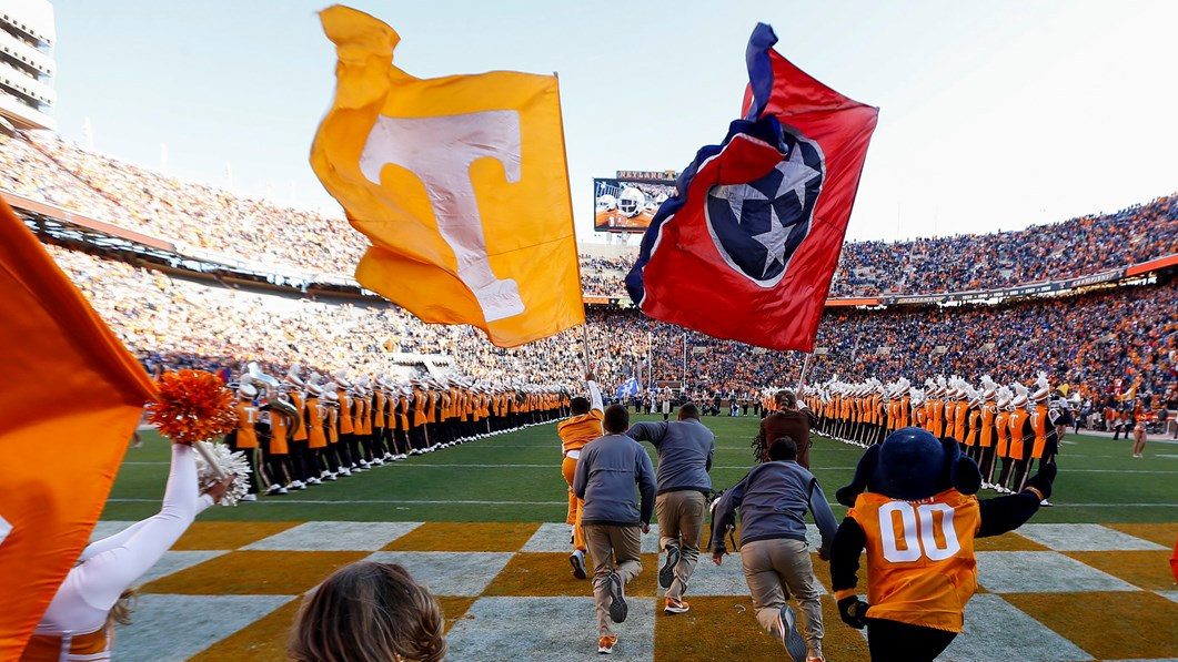 Football Central Tennessee Vs Georgia State University Of Tennessee Athletics