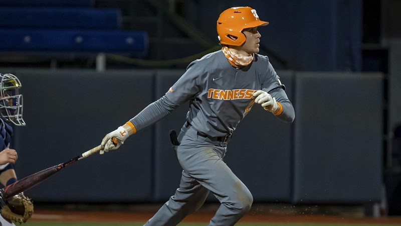 Ferguson's Late Blast Lifts #5 Vols to Win in Series Opener - University of Tennessee Athletics